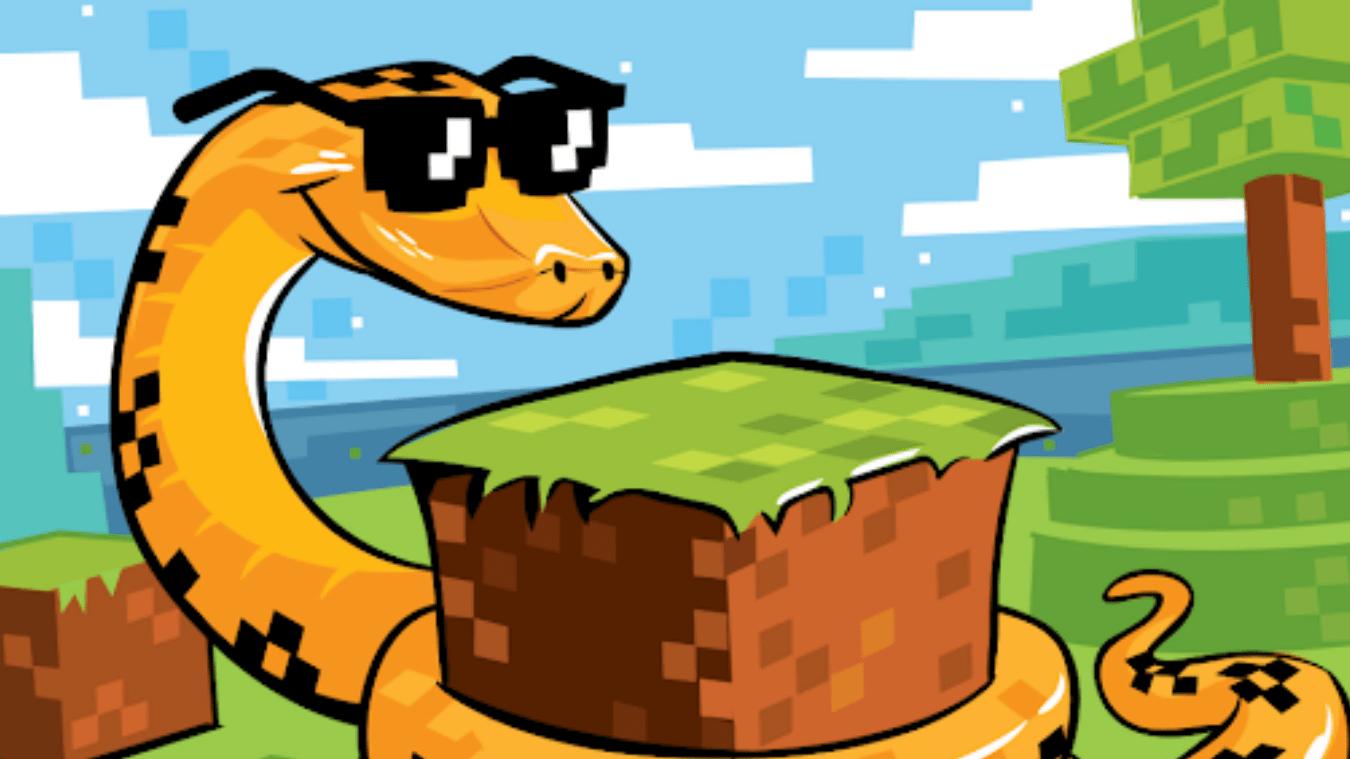 python minecraft course