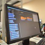 Рабочий экран Scratch