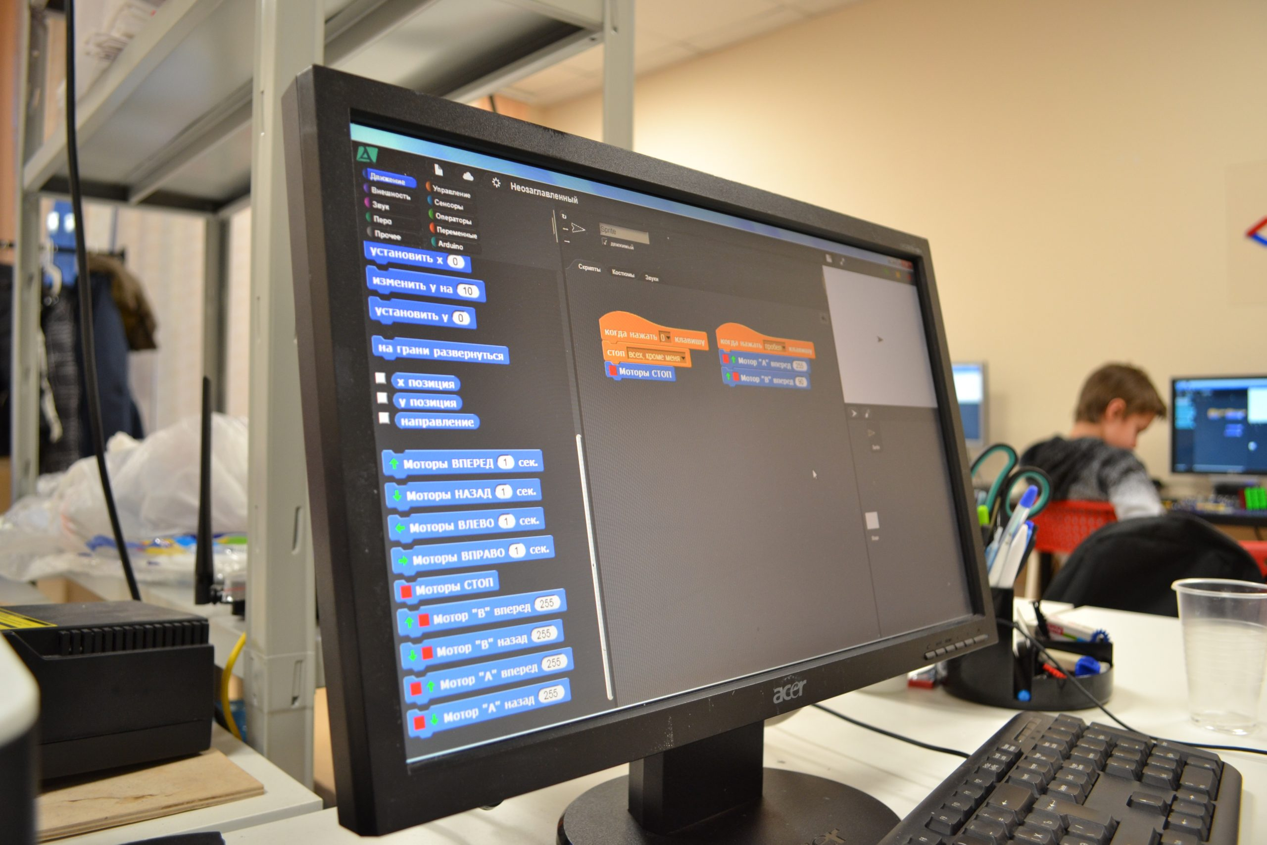 Scratch-программирование для детей – как играть в компьютерные игры с пользой