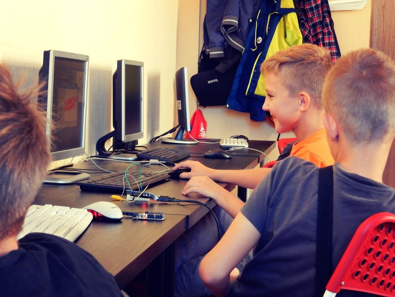 Программирование и робототехника для детей