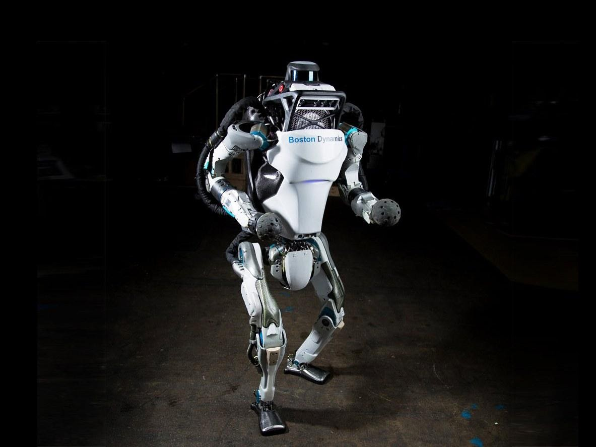 Робот от Boston Dynamycs