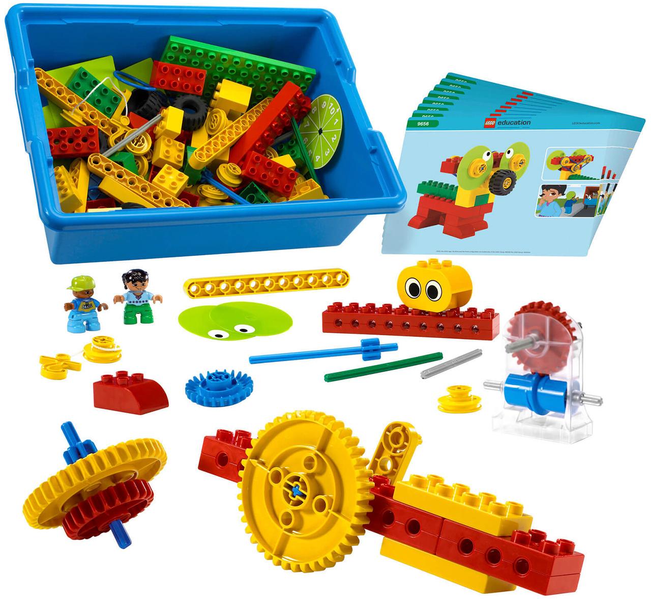 Конструктор LEGO Первые механизмы