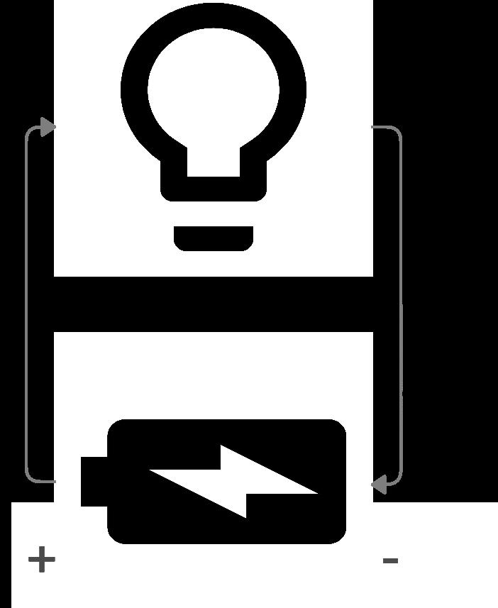 Направление движения тока